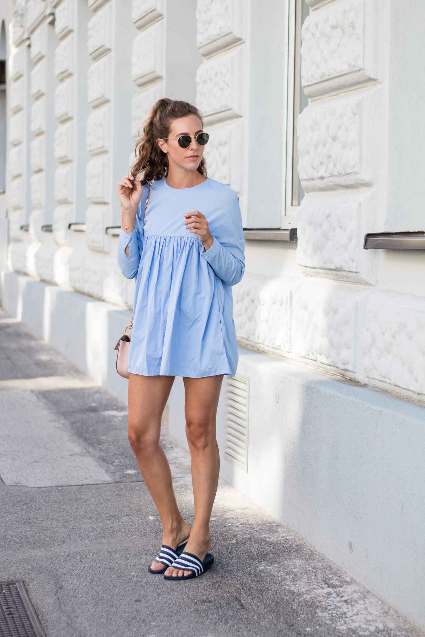 Editor's Pick: Light Blue For Summer Outfits | The Daily Dose