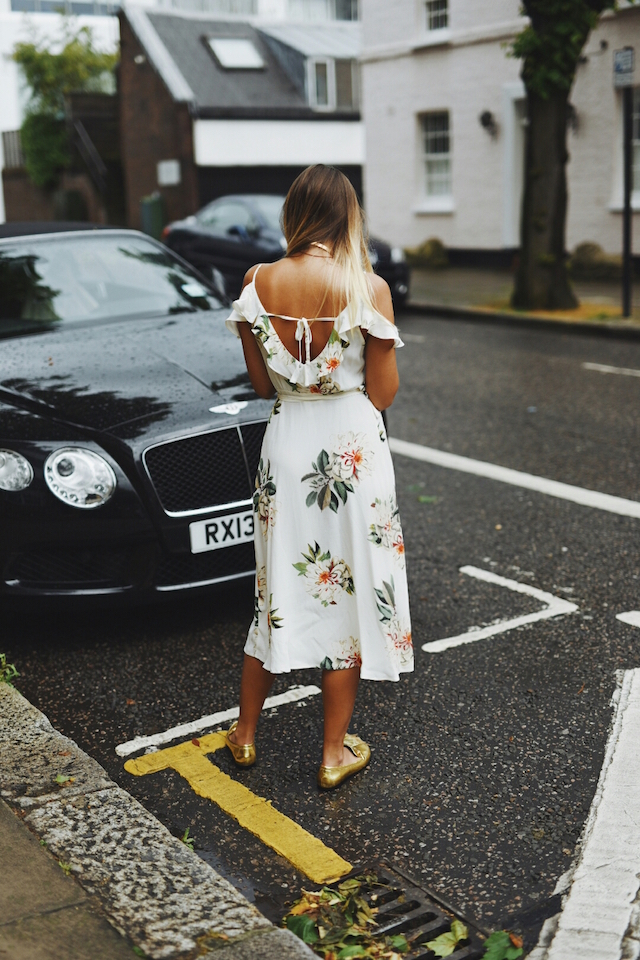 Fall Fashion Trend: Florals | Love Daily Dose