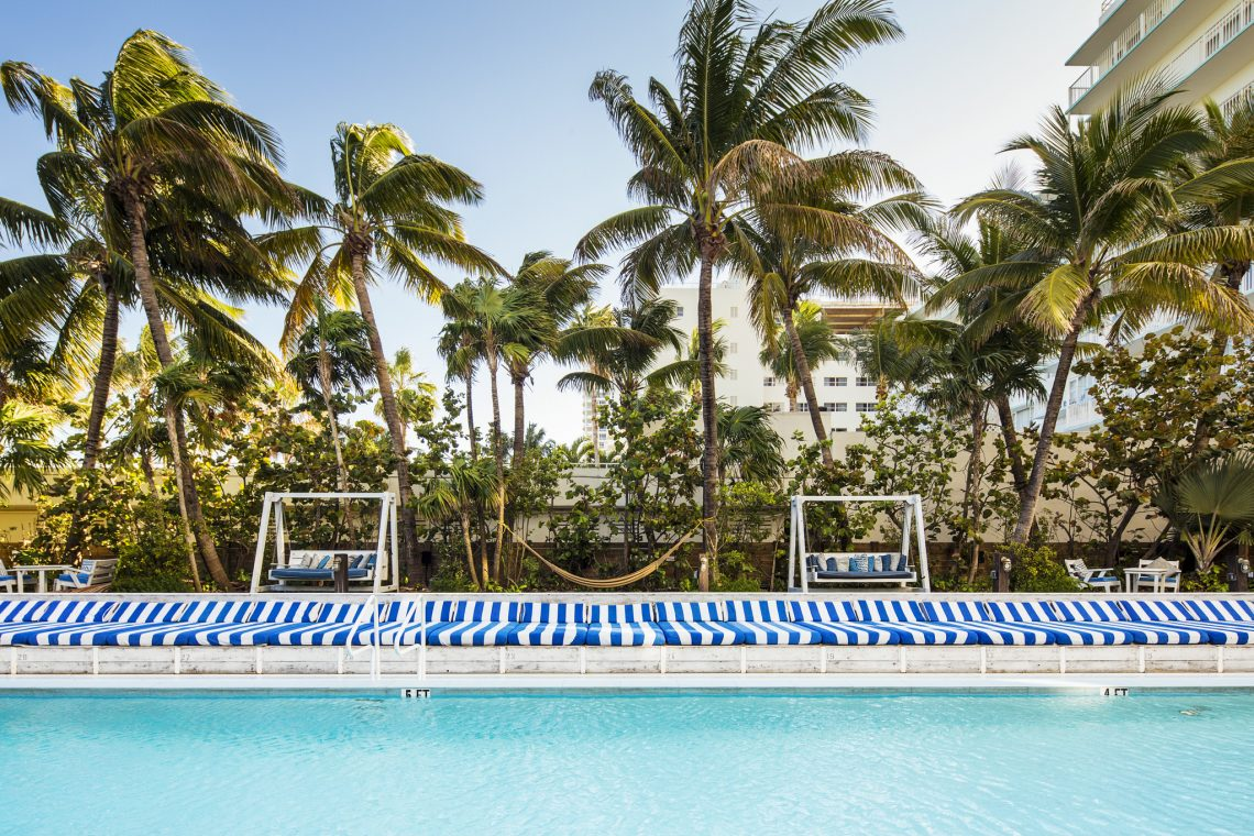 5 Hotels: Miami Beach