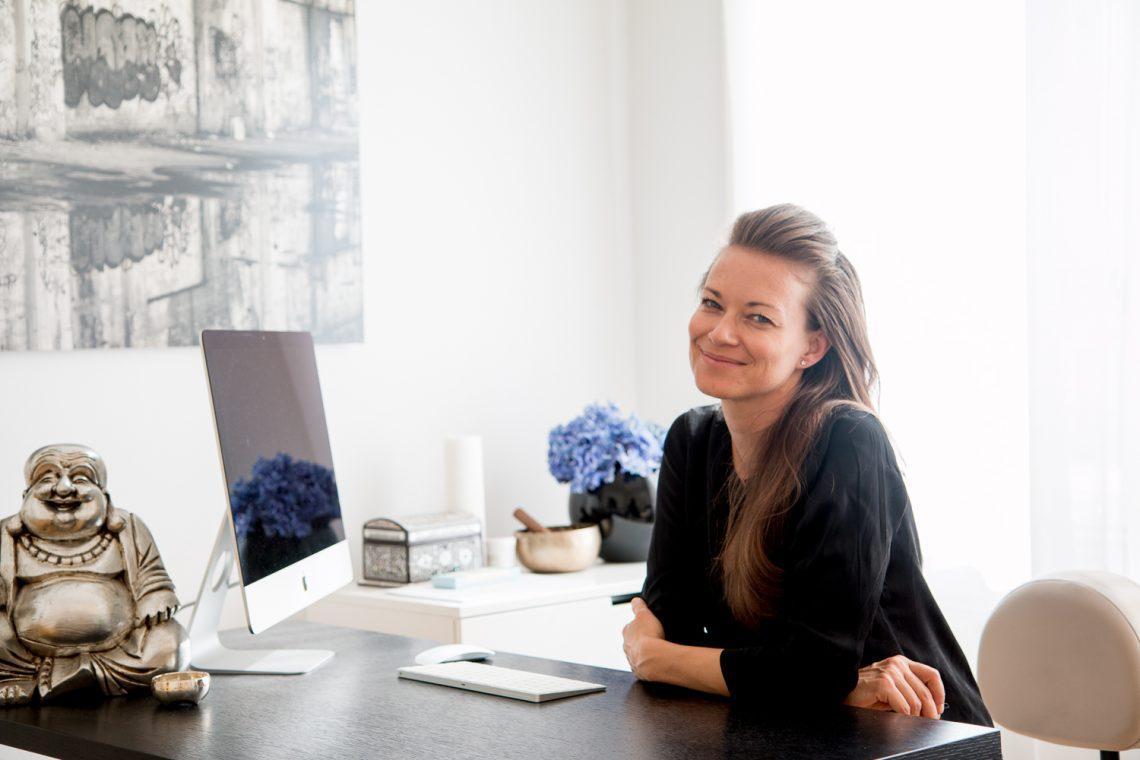 Job Report: Michaela Kainz, Physiotherapeutin