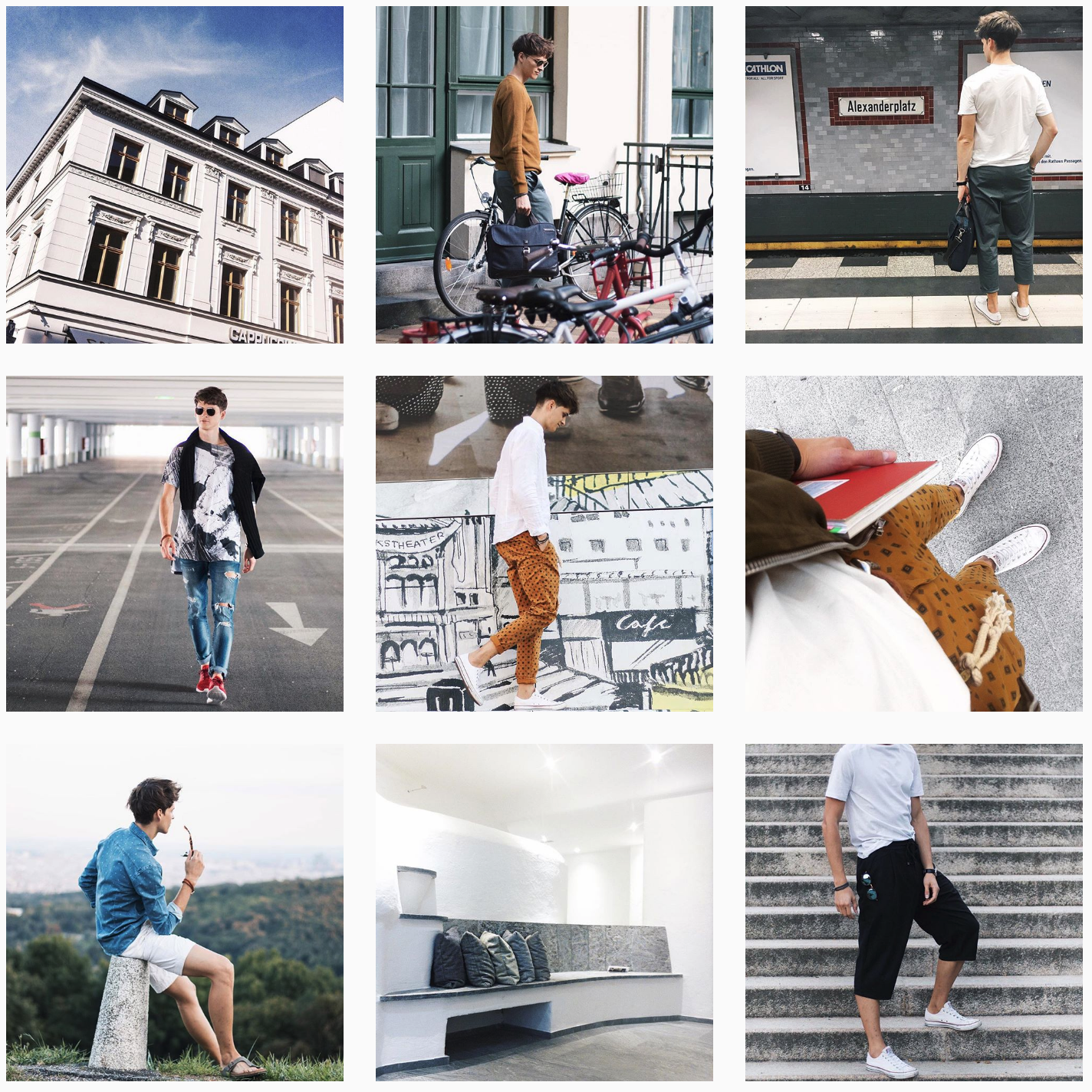 Favorite Instagrammers: Boys Club!   Love Daily Dose