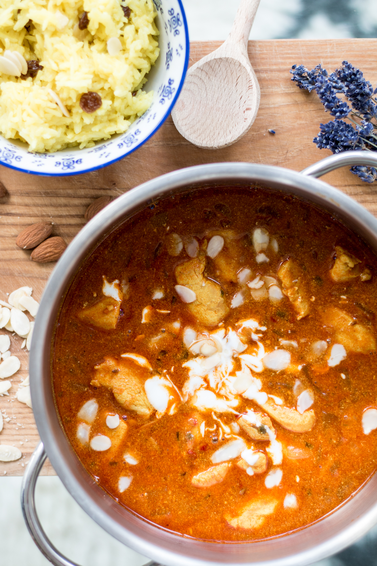 Recipe: Indian Curry | The Daily Dose