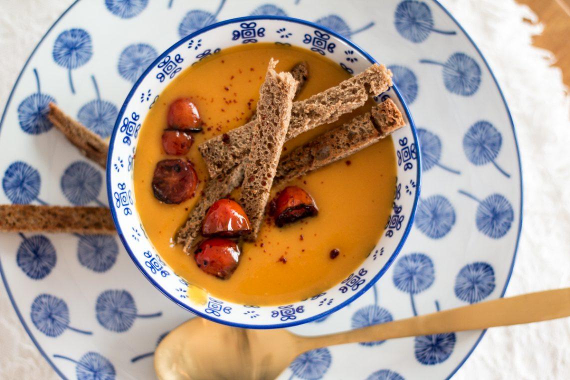 Recipe: Sweet Potato Soup