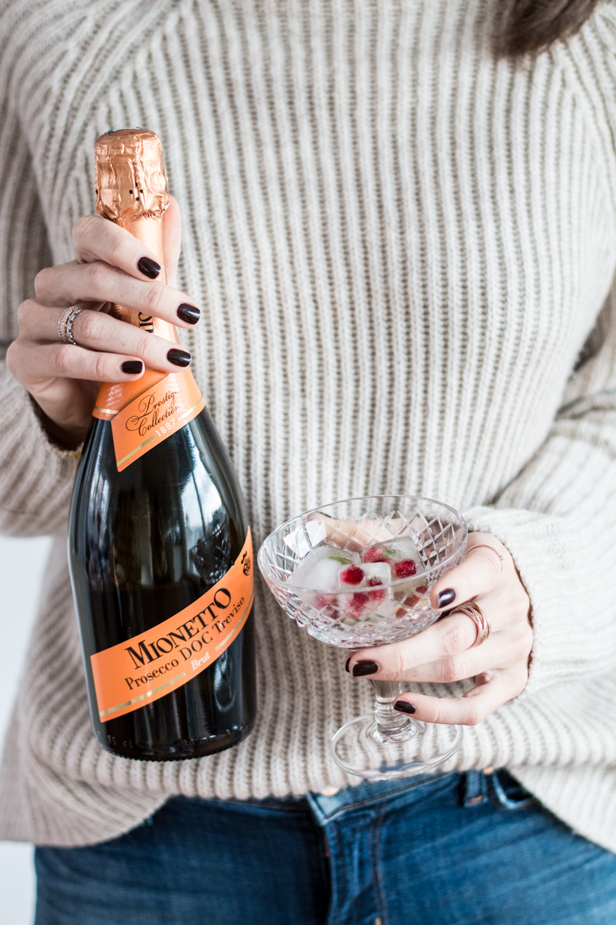 Bubbly Friday: Holiday Punch | The Daily Dose