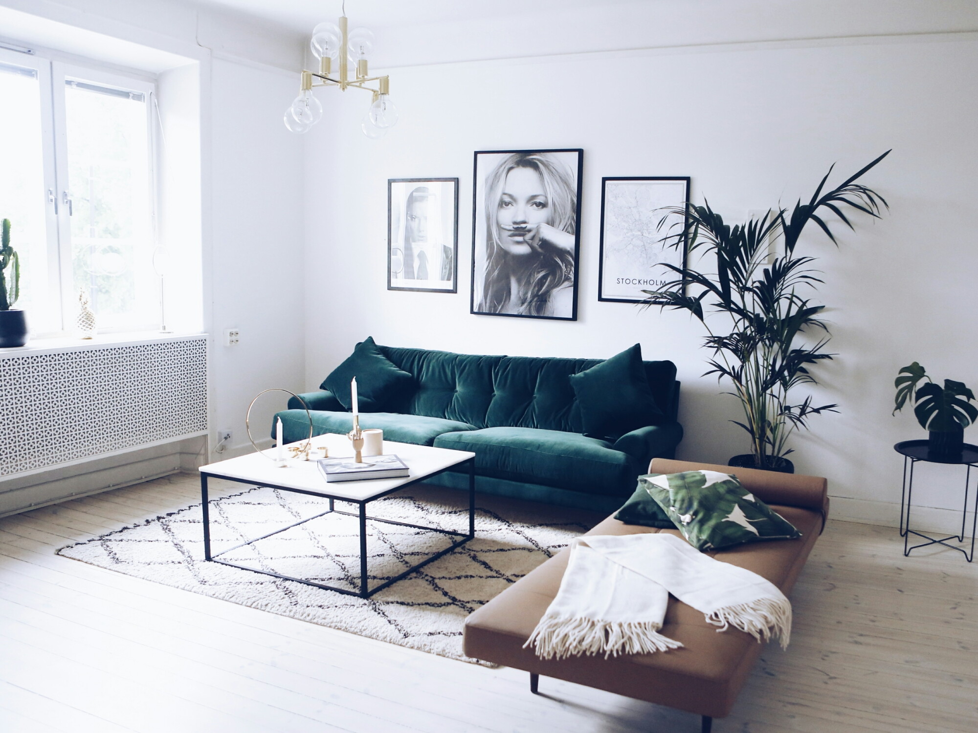 How to transform a room with a rug | Love Daily Dose