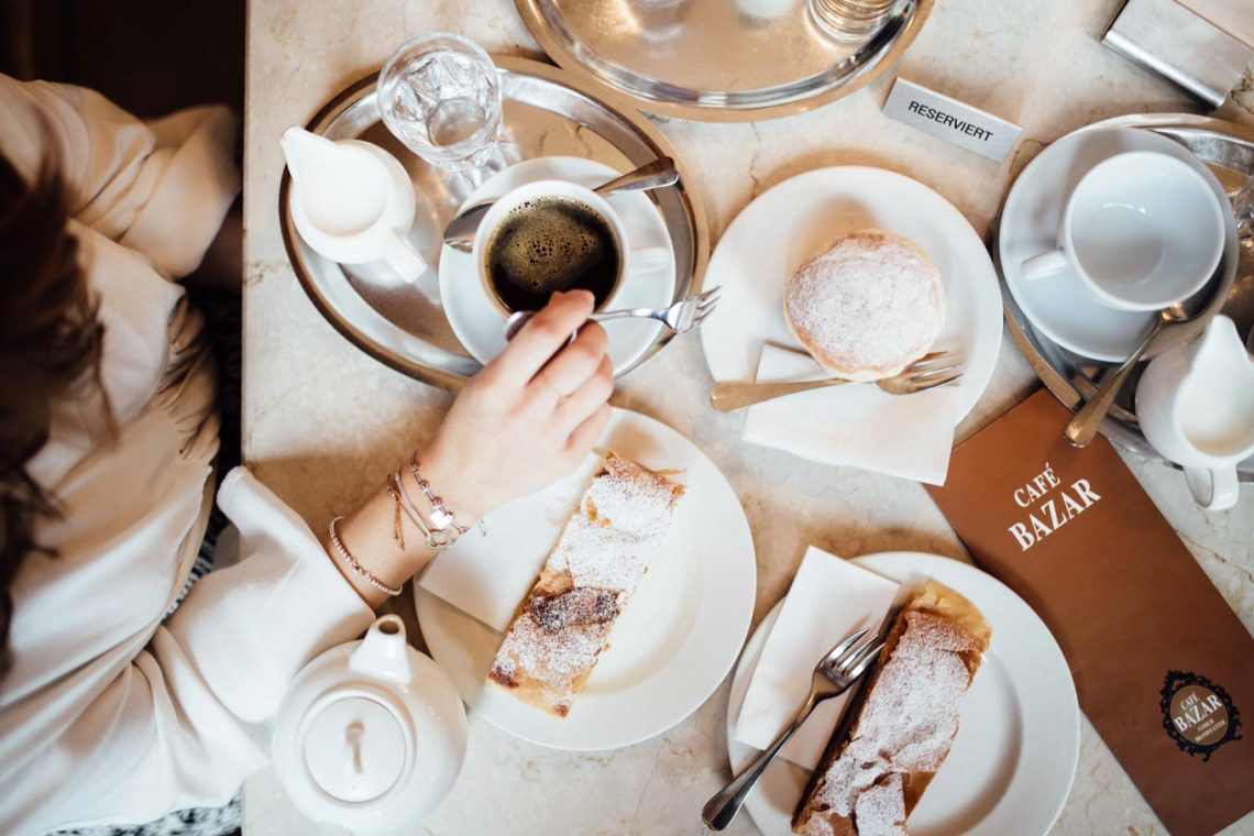 Salzburg Picks: Café Bazar