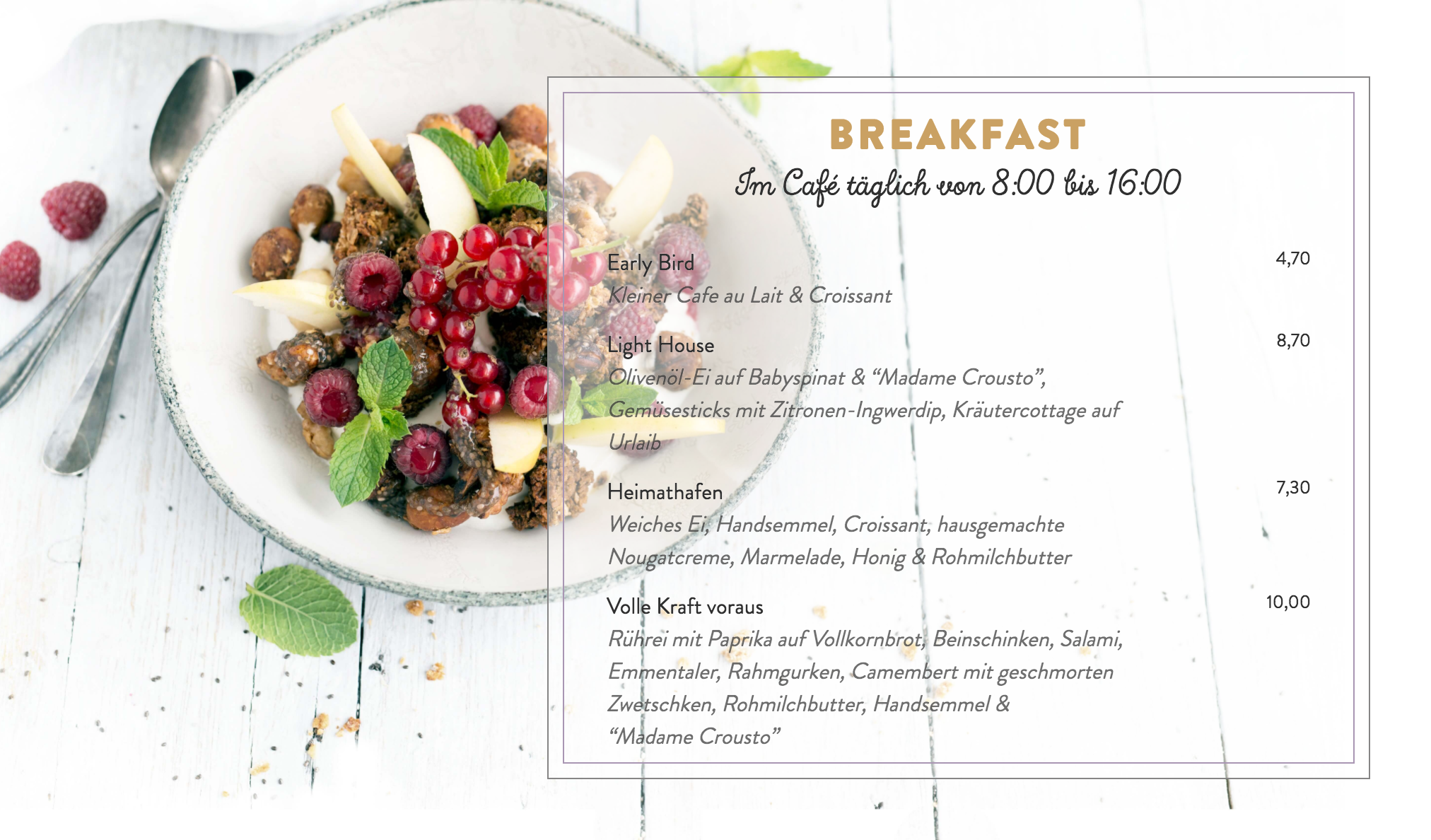 Top 3 Breakfast Spots Vienna | Love Daily Dose