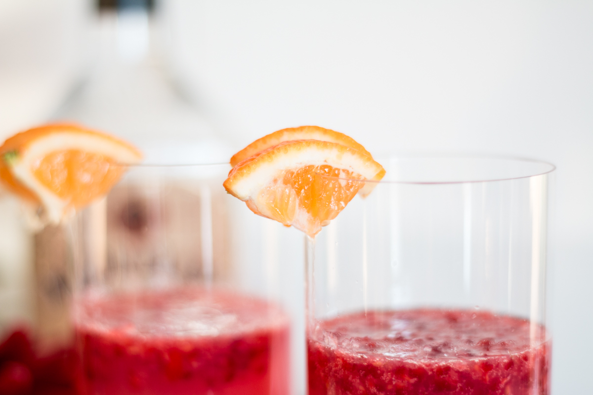 Bubbly Friday: Red & Spicy | The Daily Dose