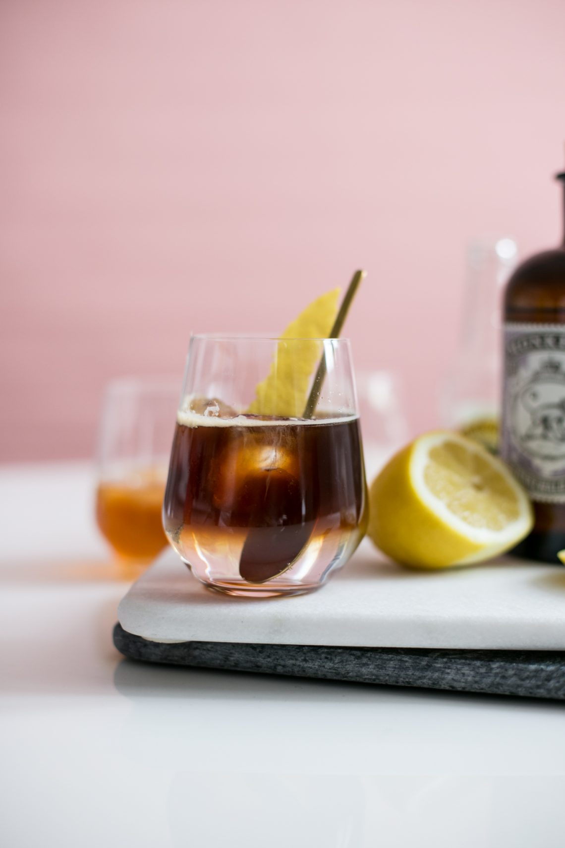 Bubbly Friday: Gin Tonic Coffee