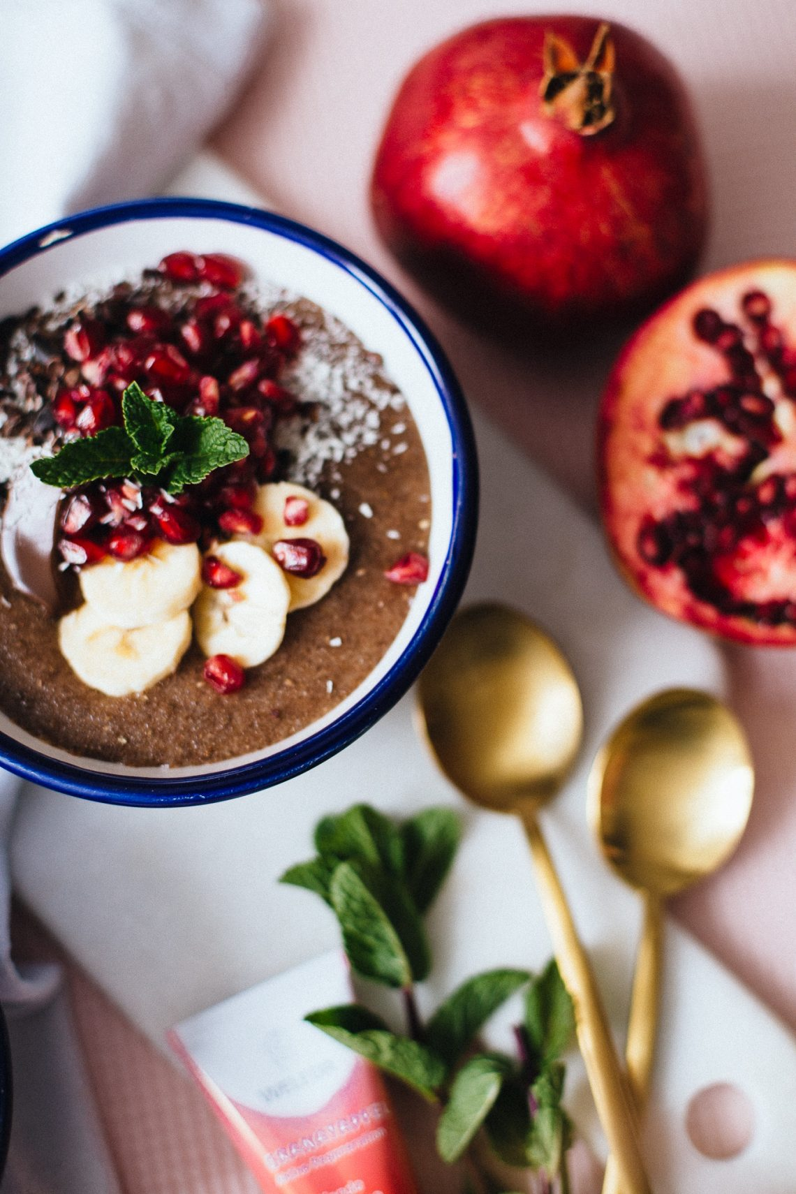 The Power Of Pomegranate – Inside & Out