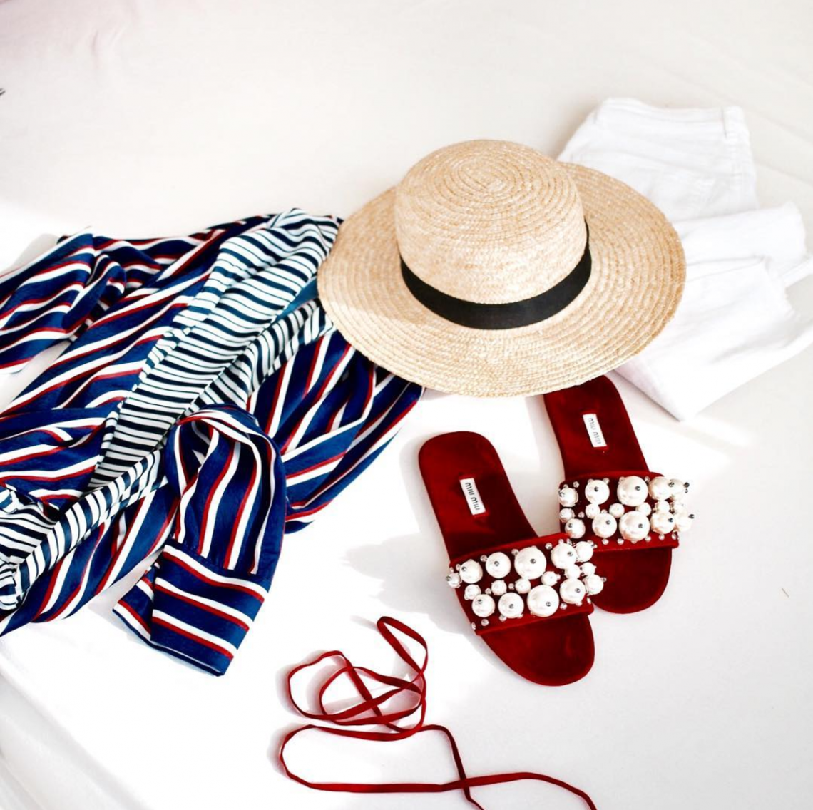 Fashion Trend: Nautical Love For Spring