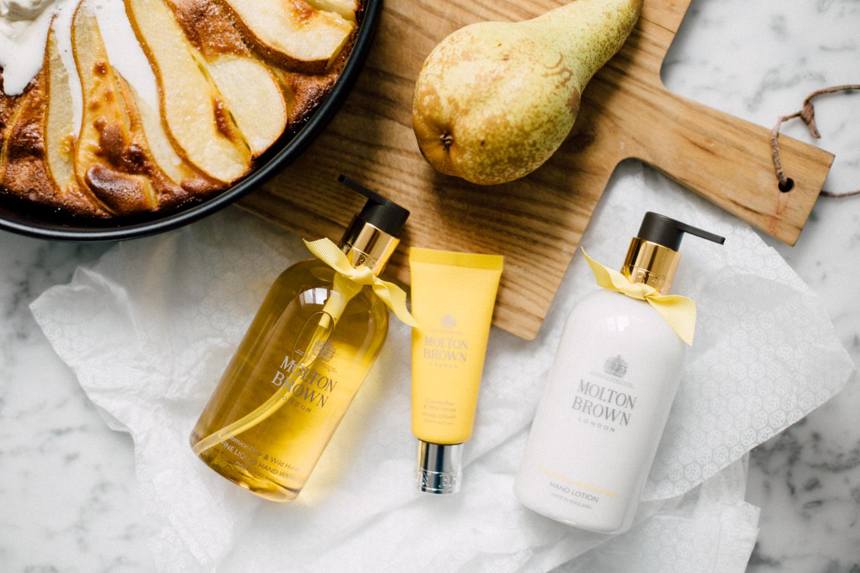 Molton Brown Comice Pear & Wild Honey | The Daily Dose