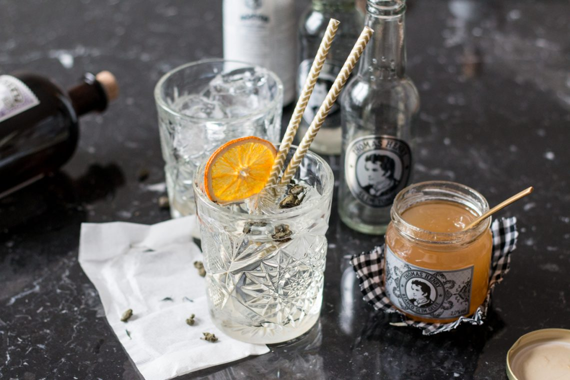 Bubbly Friday: Bianco Slim Tonic
