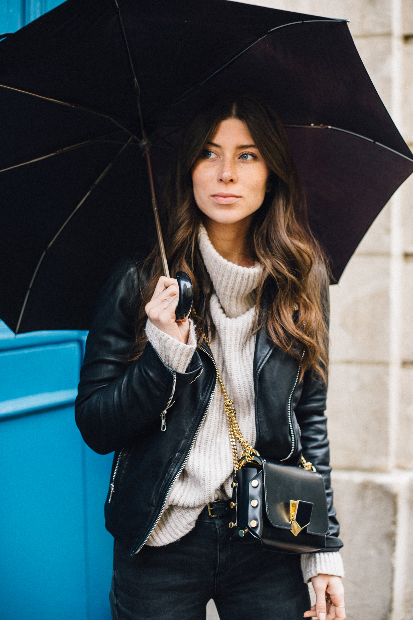 Rainy Day Outfits in Paris, Editor's Pick | Love Daily Dose