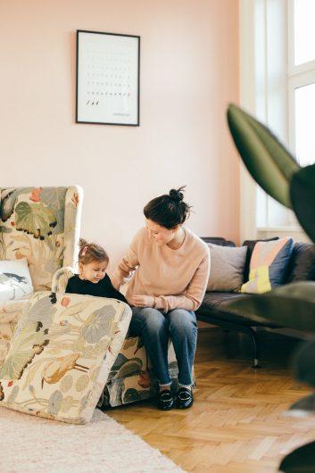 Homestory: Familienwohnung Altbau Wien - Wien Grosser Shirts | Love Daily Dose