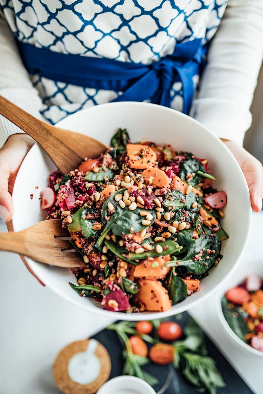 RECIPE: Superfood Lunch Bowl | #lovedailydose