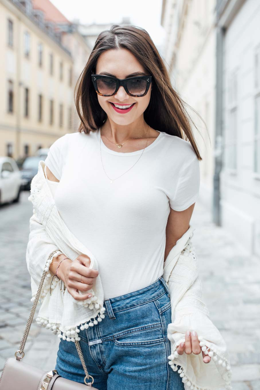 Editor's Pick: The Basic White T-Shirt Styled in 3 Ways | #lovedailydose