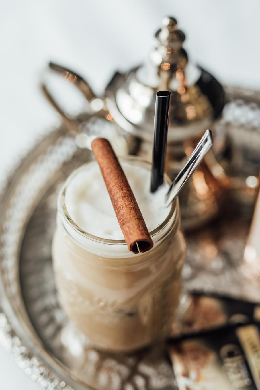 Bubbly Friday: Vanilla Gin Chai Tea | #lovedailydose