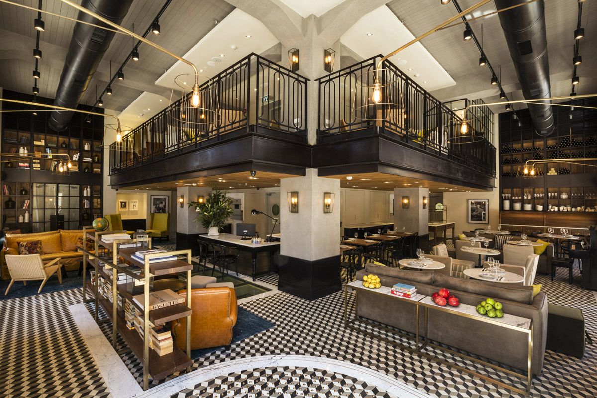 5 Hotels: Tel Aviv - Market House Hotel | The Daily Dose