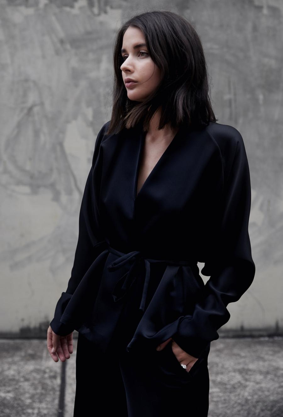 Steal Her Style: Elegant Pyjama Look | Love Daily Dose