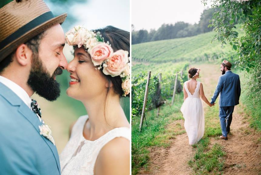 5 Wedding Photographers in Austria: Melanie Nedelko | Love Daily Dose