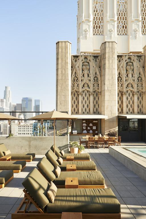 5 Hotels California: Ace Hotel Downtown Los Angeles | Love Daily Dose