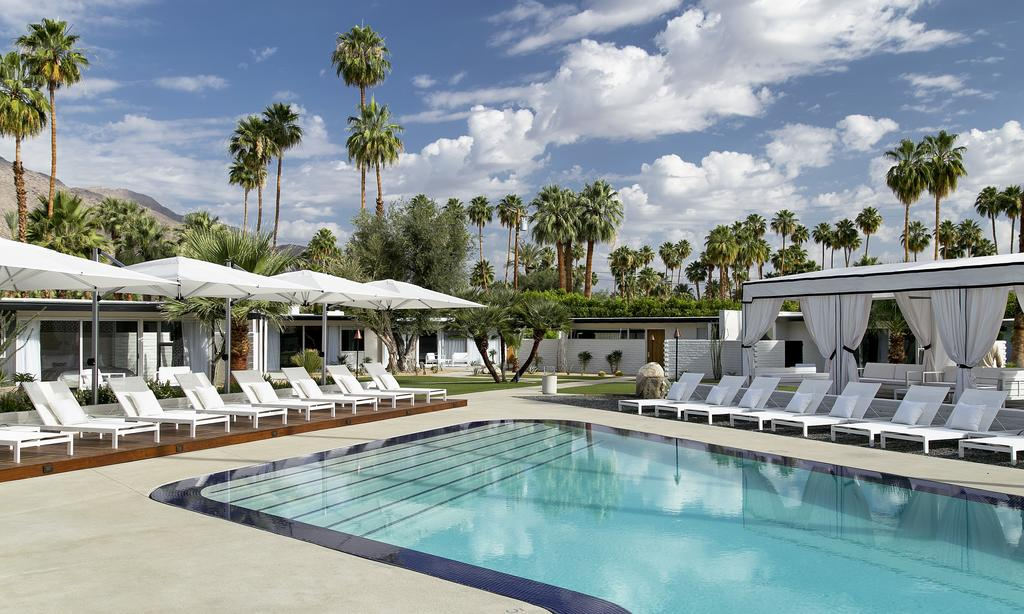 5 Hotels California: L'Horizon Resort & Spa Palm Springs | Love Daily Dose