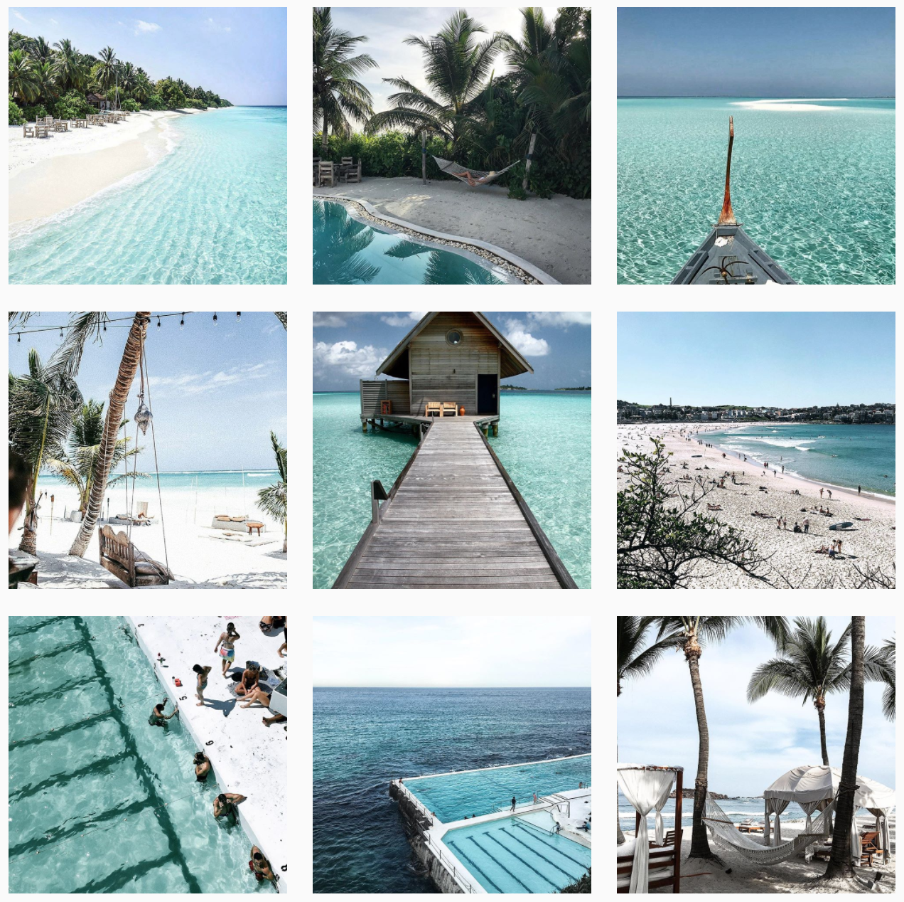 Best Travel Accounts on Instagram | Love Daily Dose