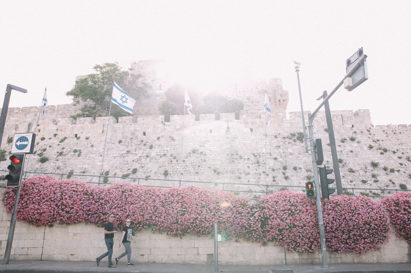 Heart To Heart: Traveling to Israel - Safety | Love Daily Dose