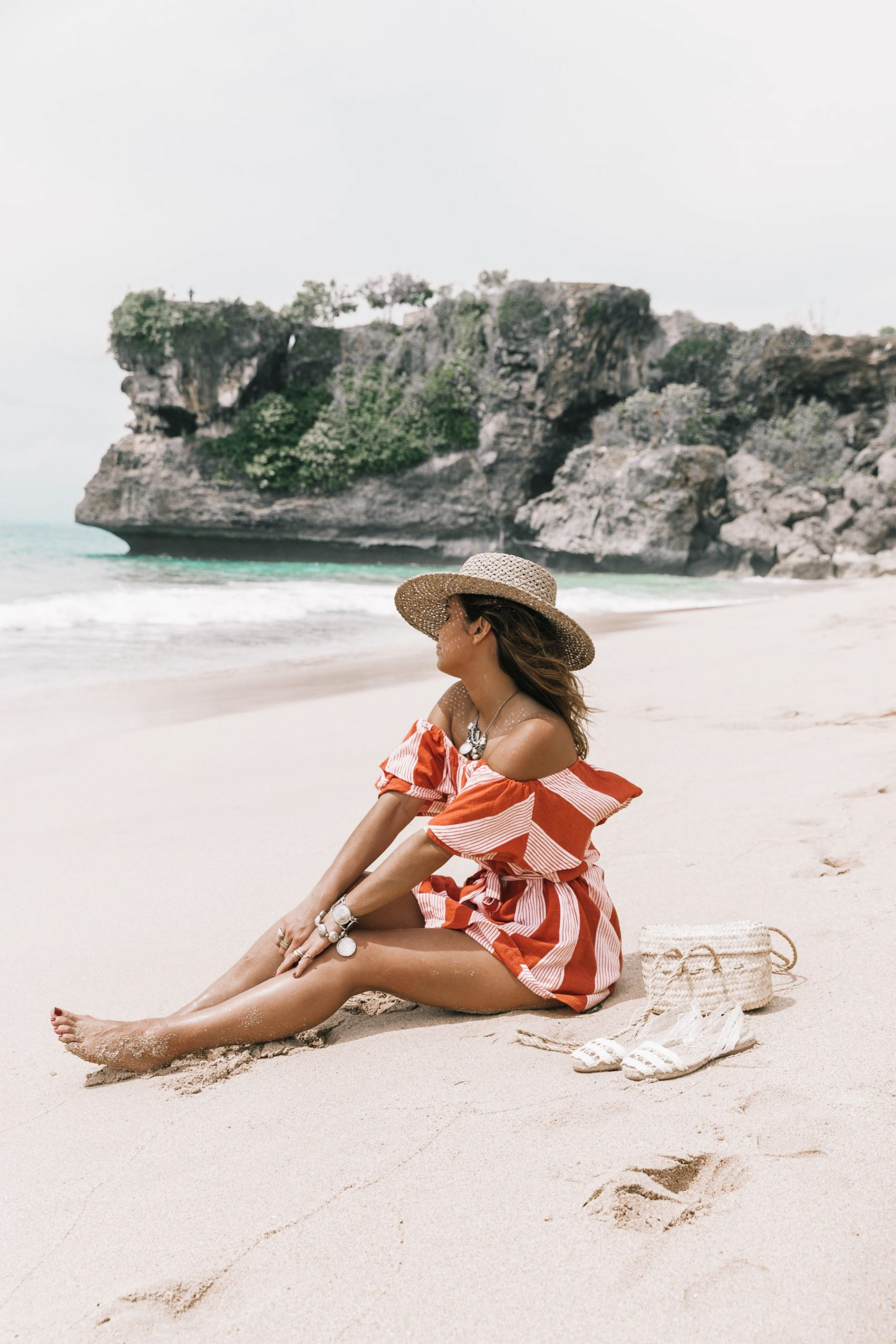 Steal her Style: Faithfull Striped Summer Dress | Love Daily Dose