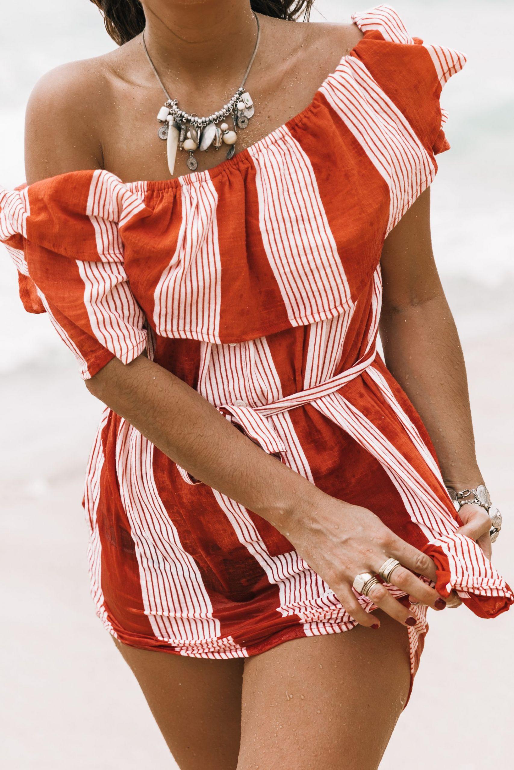 Bali-Uluwatu-Faithfull-Stripped_Dress-Off_The_Shoulders-Red_Dress-Straw_Hat-Espadrilles-223-1800x2700