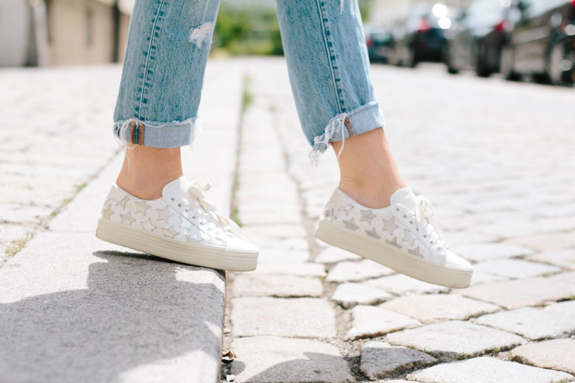 Editor's Pick: White Sneakers