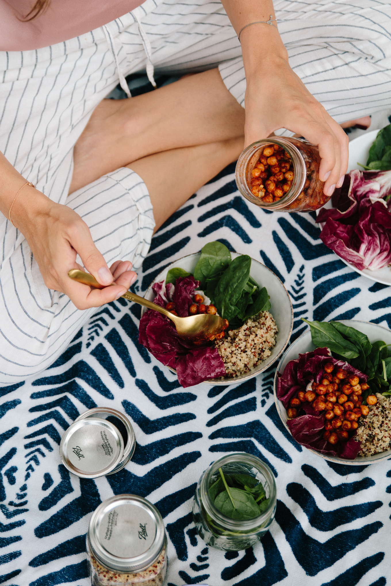 SPAR Mahlzeit! Urban Edition - Urbanes Picknick | The Daily Dose