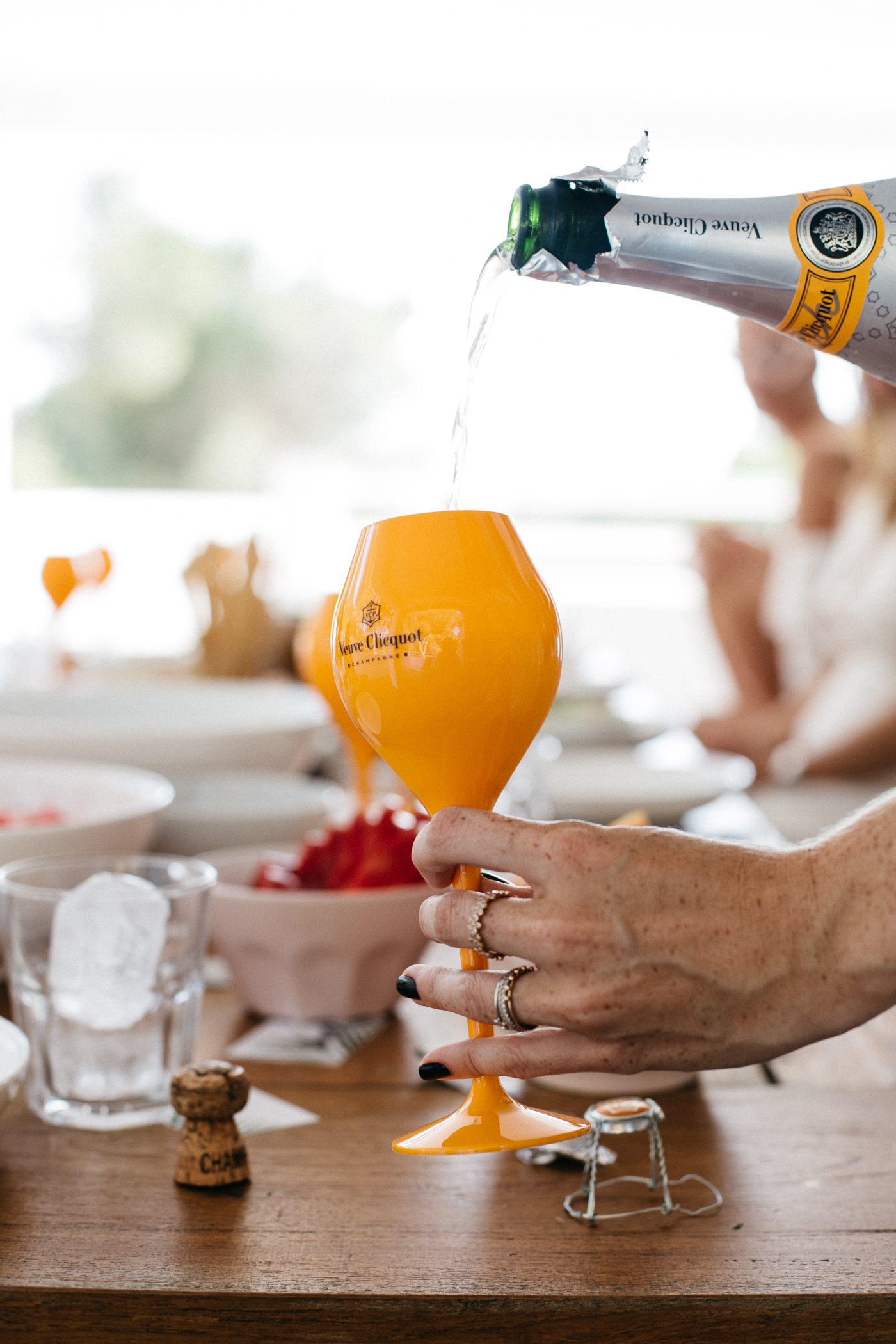 Veuve Clicquot Rich Summer Party | The Daily Dose