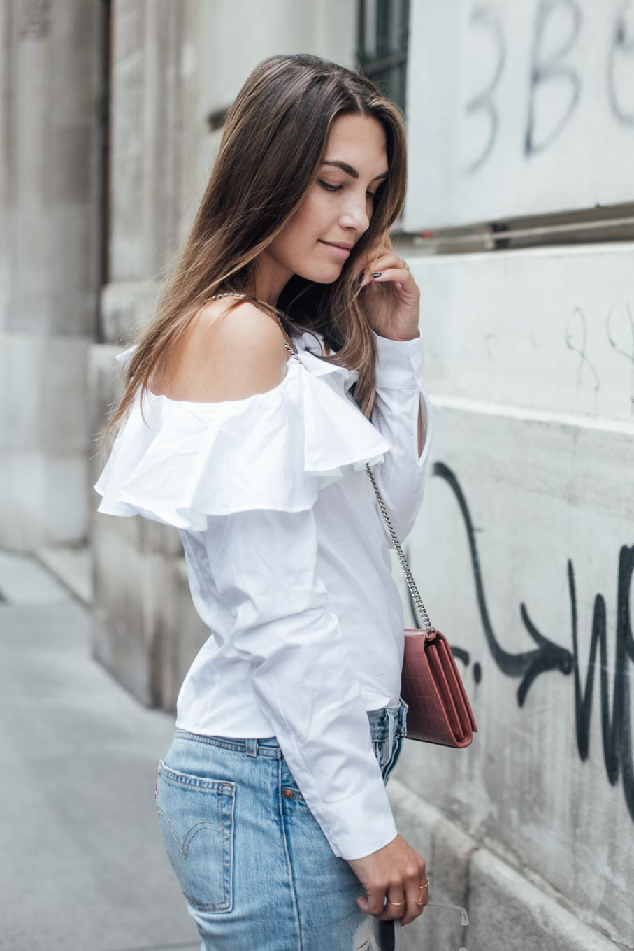 Editor's Pick: One-Shoulder is the new Off-Shoulder | Love Daily Dose