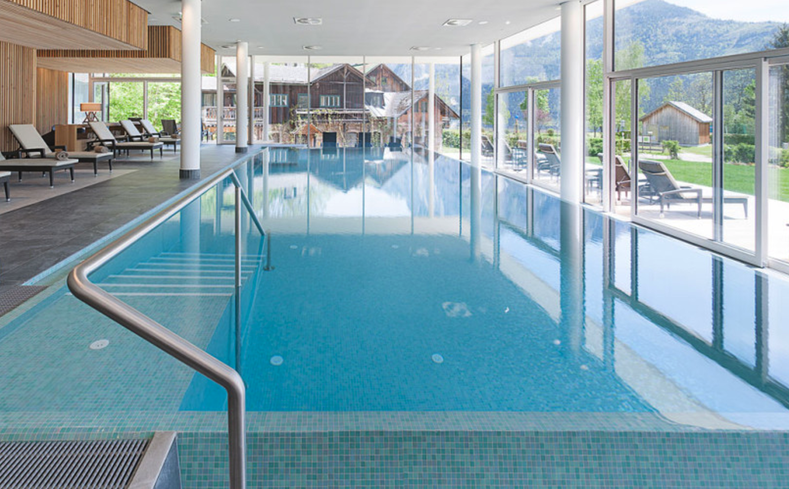 5 Hotels: Wellness & Detox - VIVAMAYR Altausee | Love Daily Dose