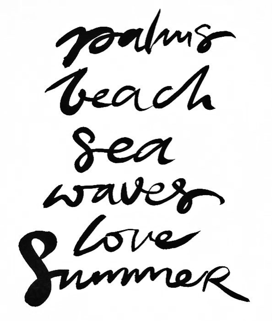 #lovedailydose - endless summer | Love Daily Dose