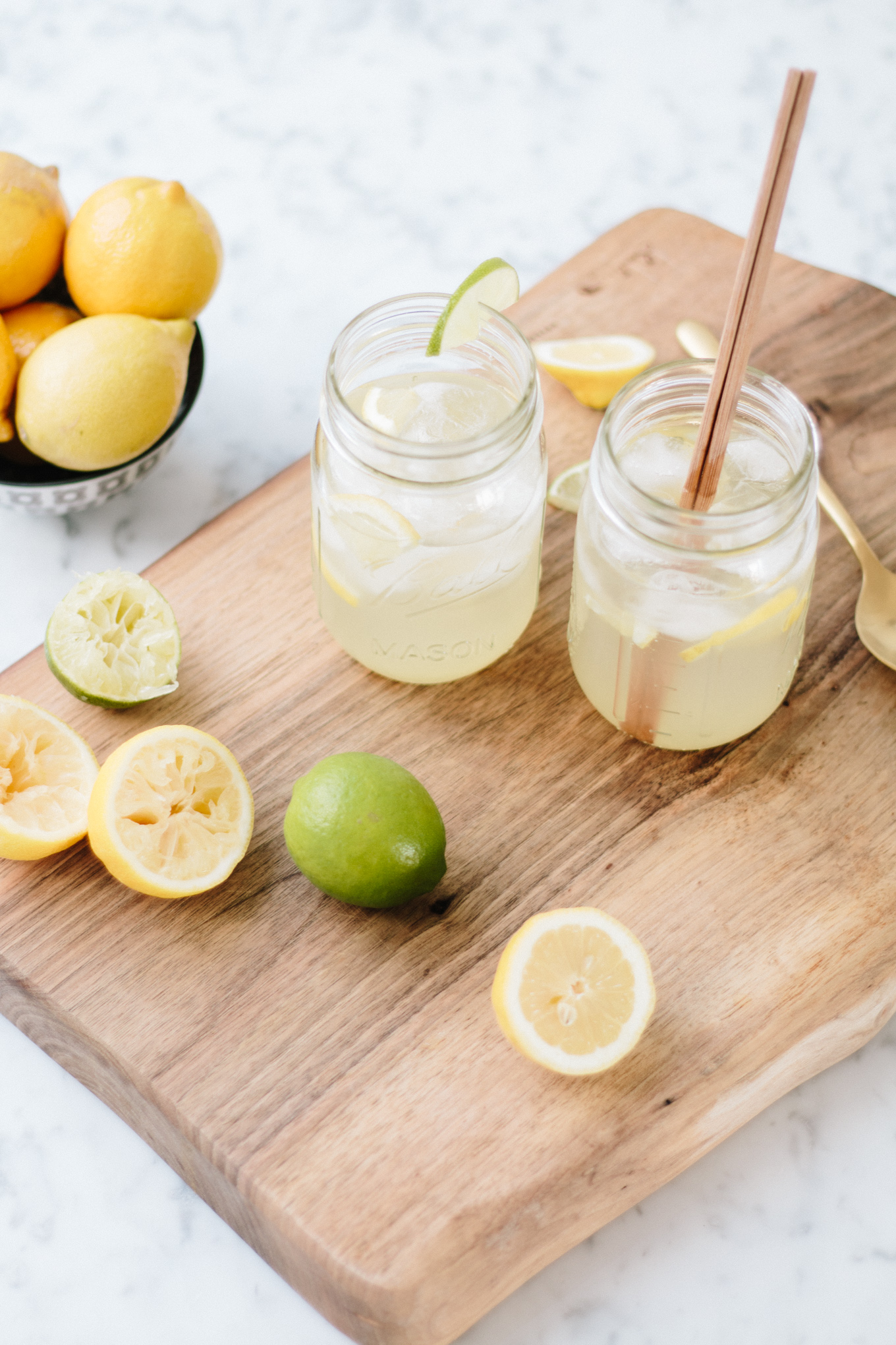 Bubbly Friday: Coconut Lemonade | The Daily Dose