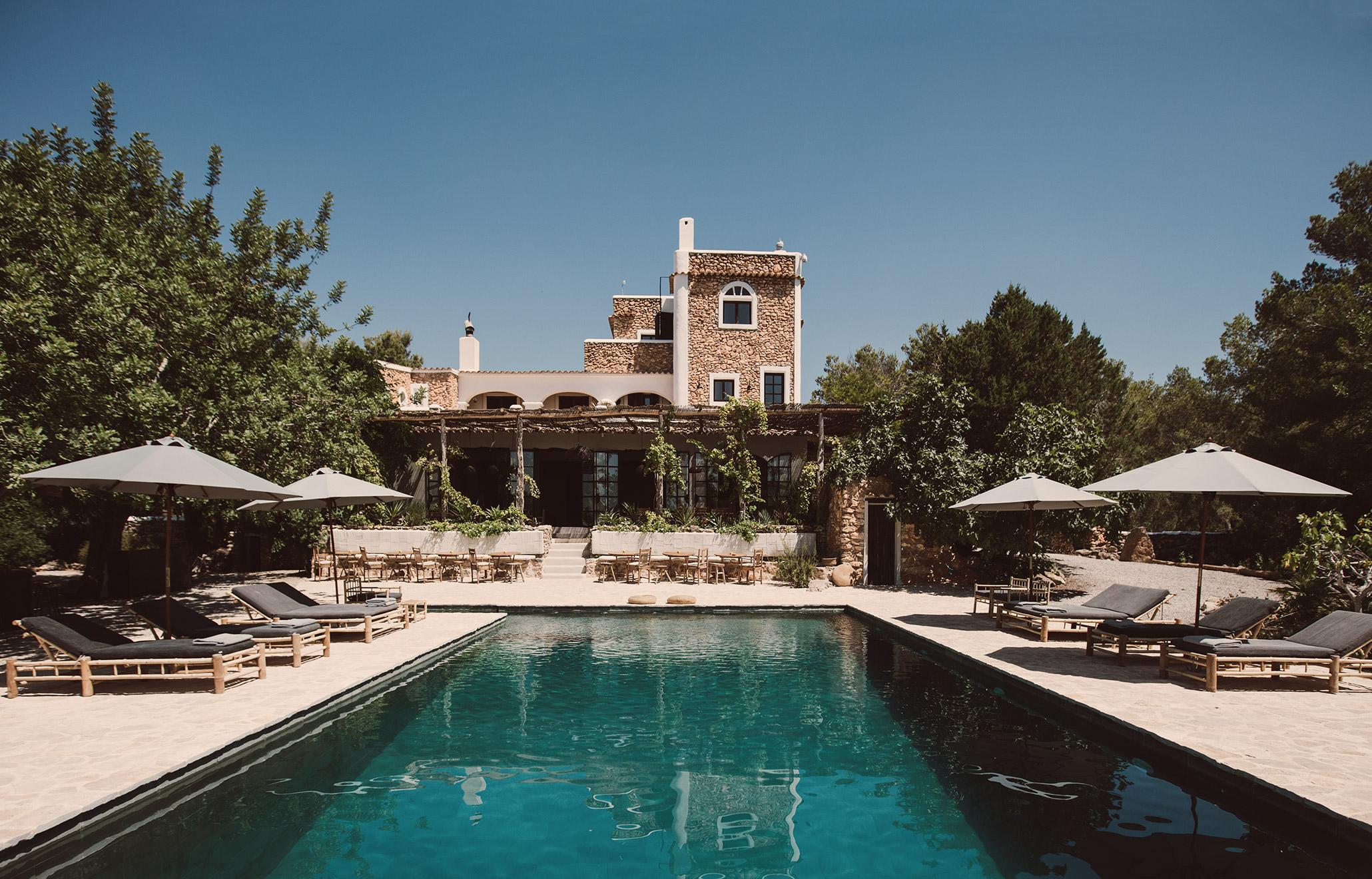 5 Hotels: Wellness & Detox - La Granja Ibiza   Love Daily Dose
