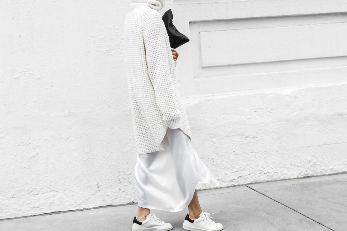 Steal Her Style: Oversized Summer Whites