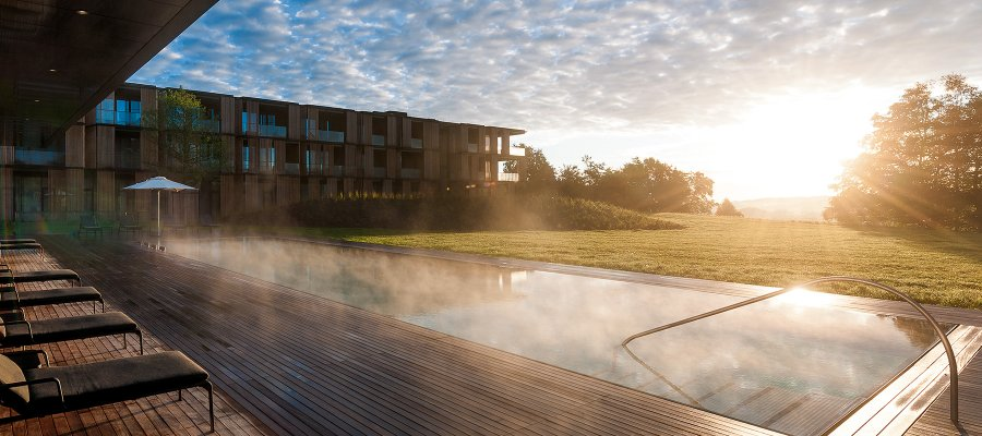 5 Hotels: Wellness & Detox
