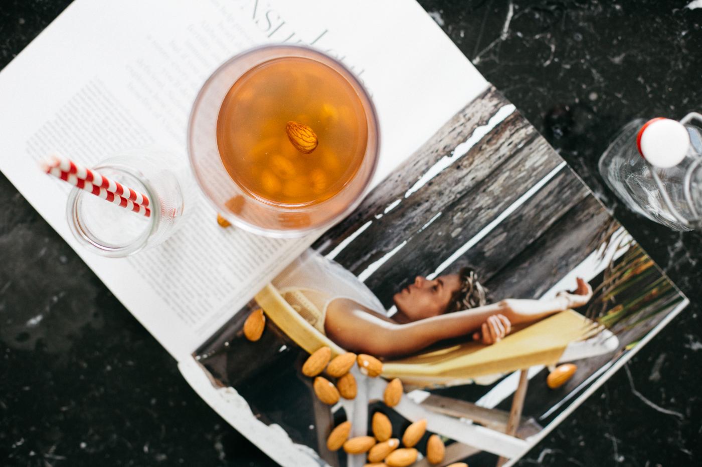 Mandelmilch Rezept: Mandelmilch selber machen | Love Daily Dose