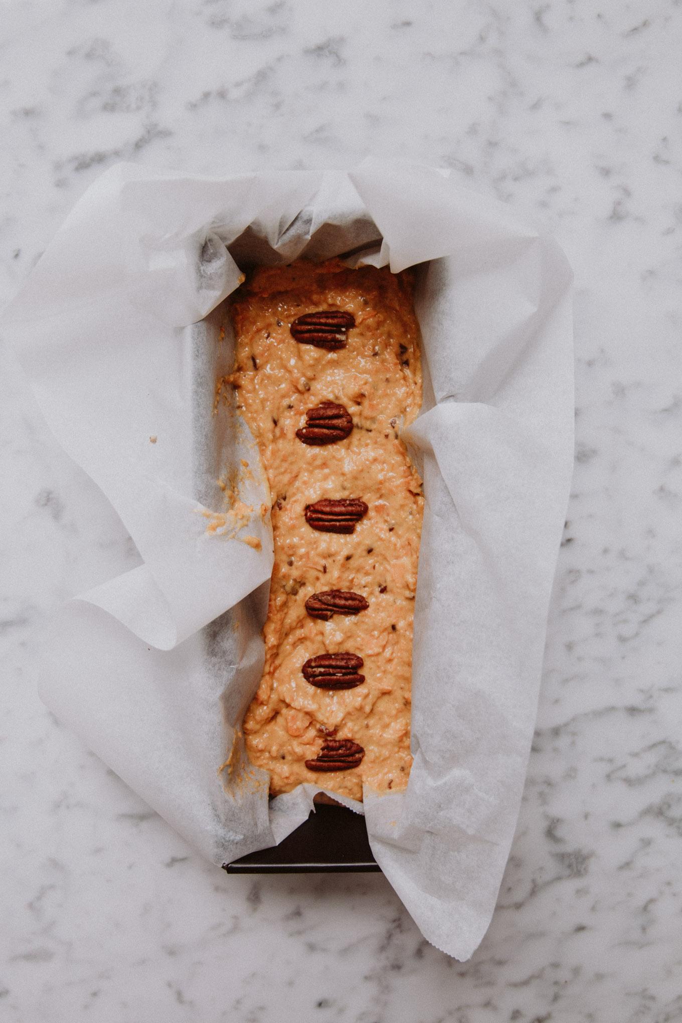 Sweet Potato Bread | The Daily Dose