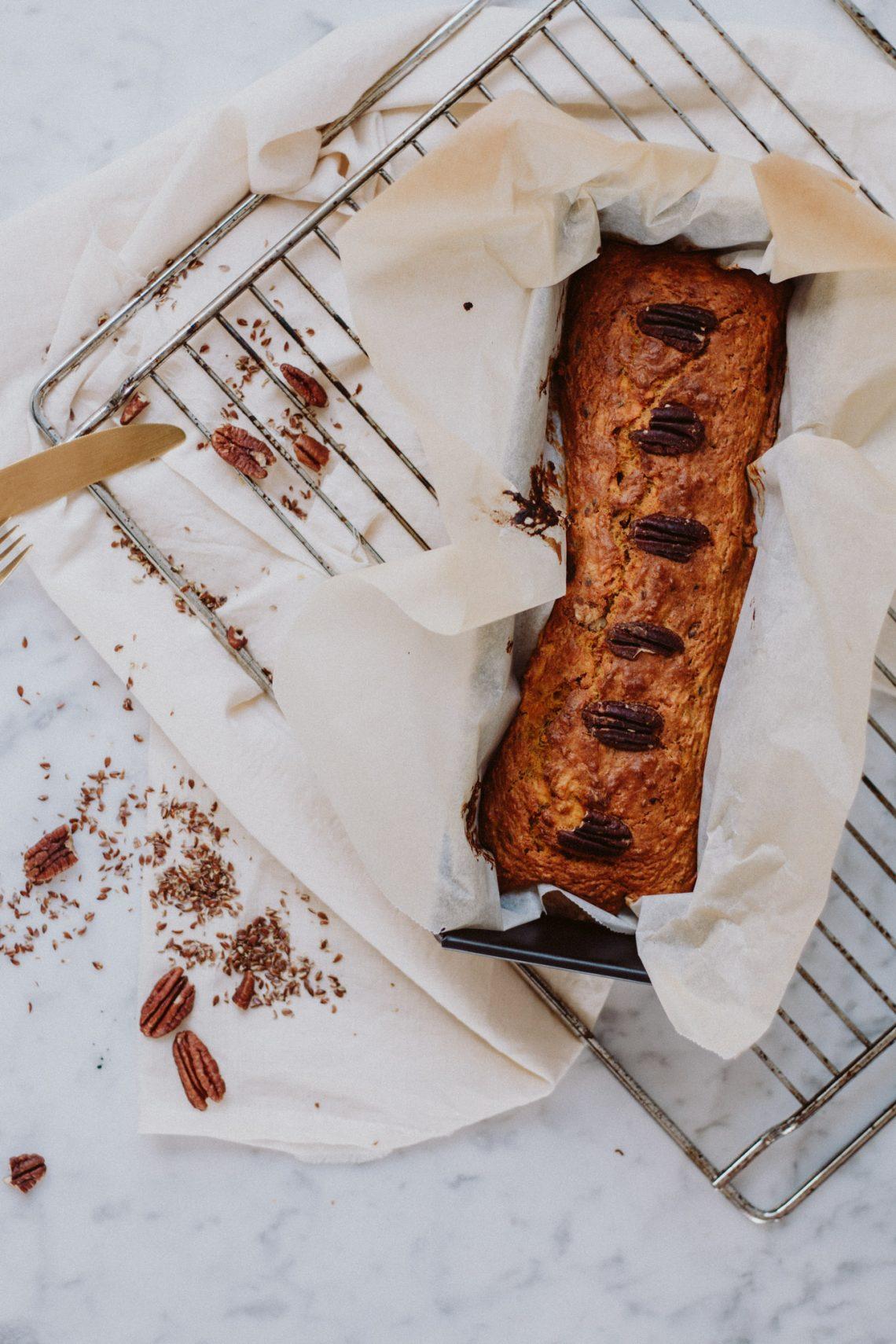 Recipe: Sweet Potato Bread