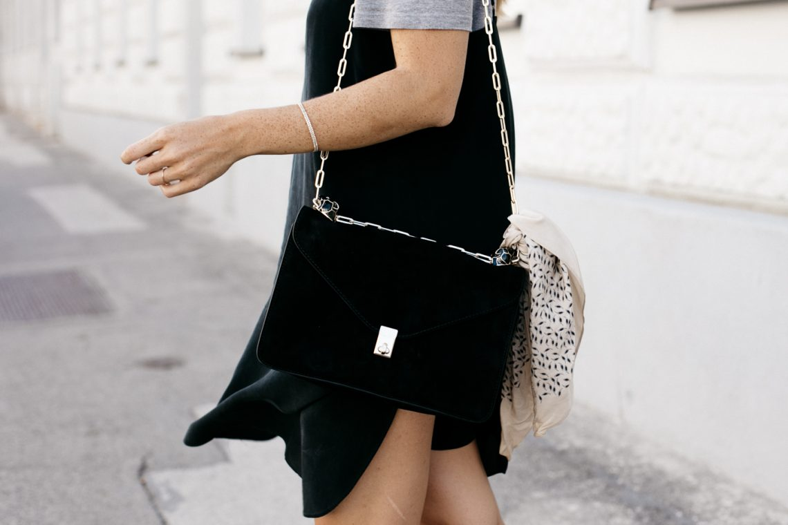 Editor's Pick: How to Wear Black in Summer?