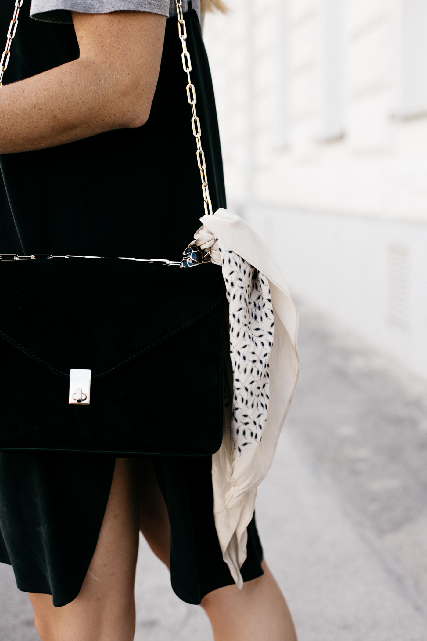 Valentino Panther Embellished Suede Bag | Love Daily Dose