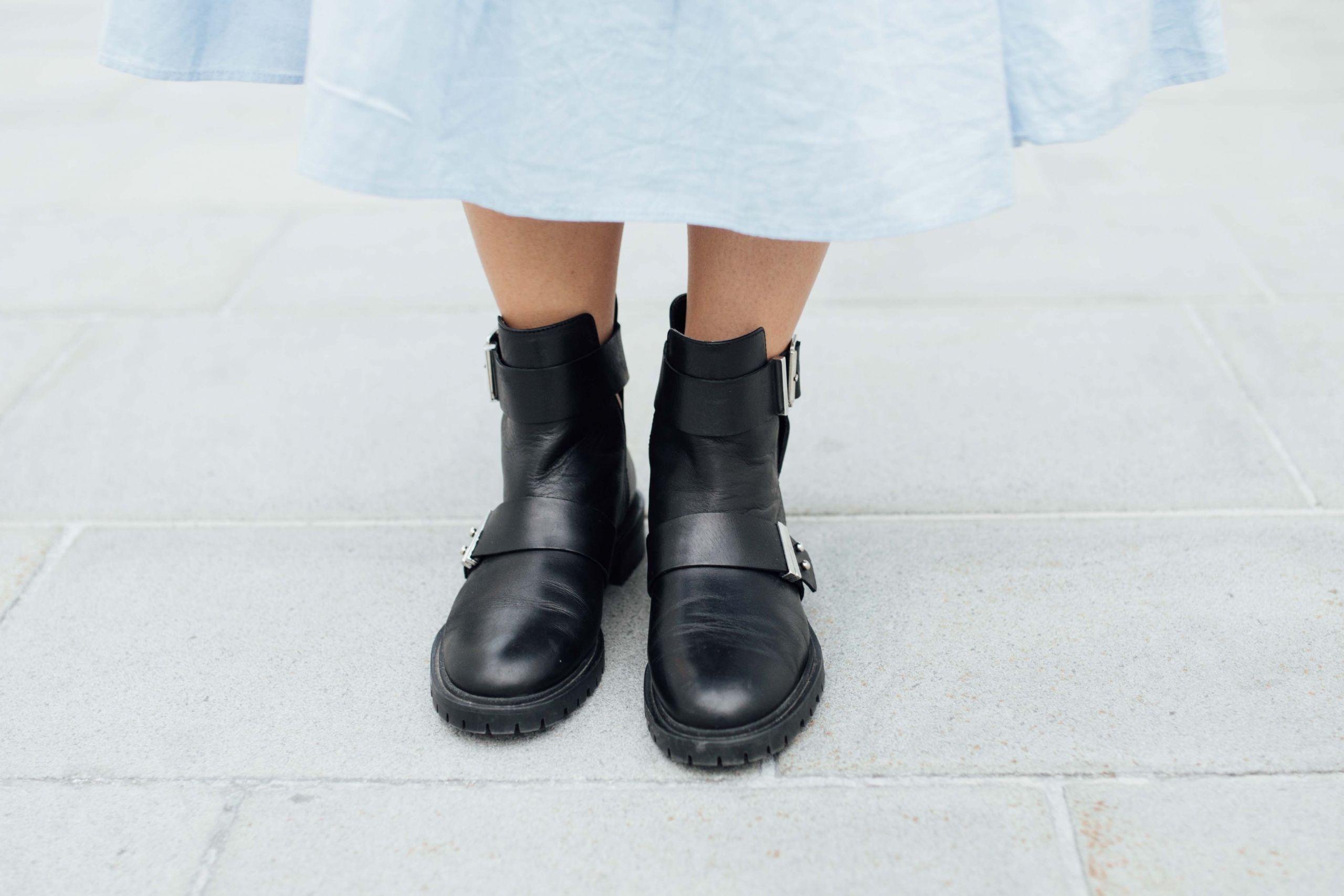Sosodaily Fleamarket: ZARA Boots | Love Daily Dose