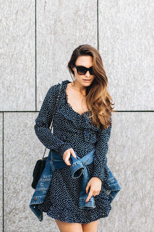 Sosodaily Fleamarket: Wrap Dress | Love Daily Dose