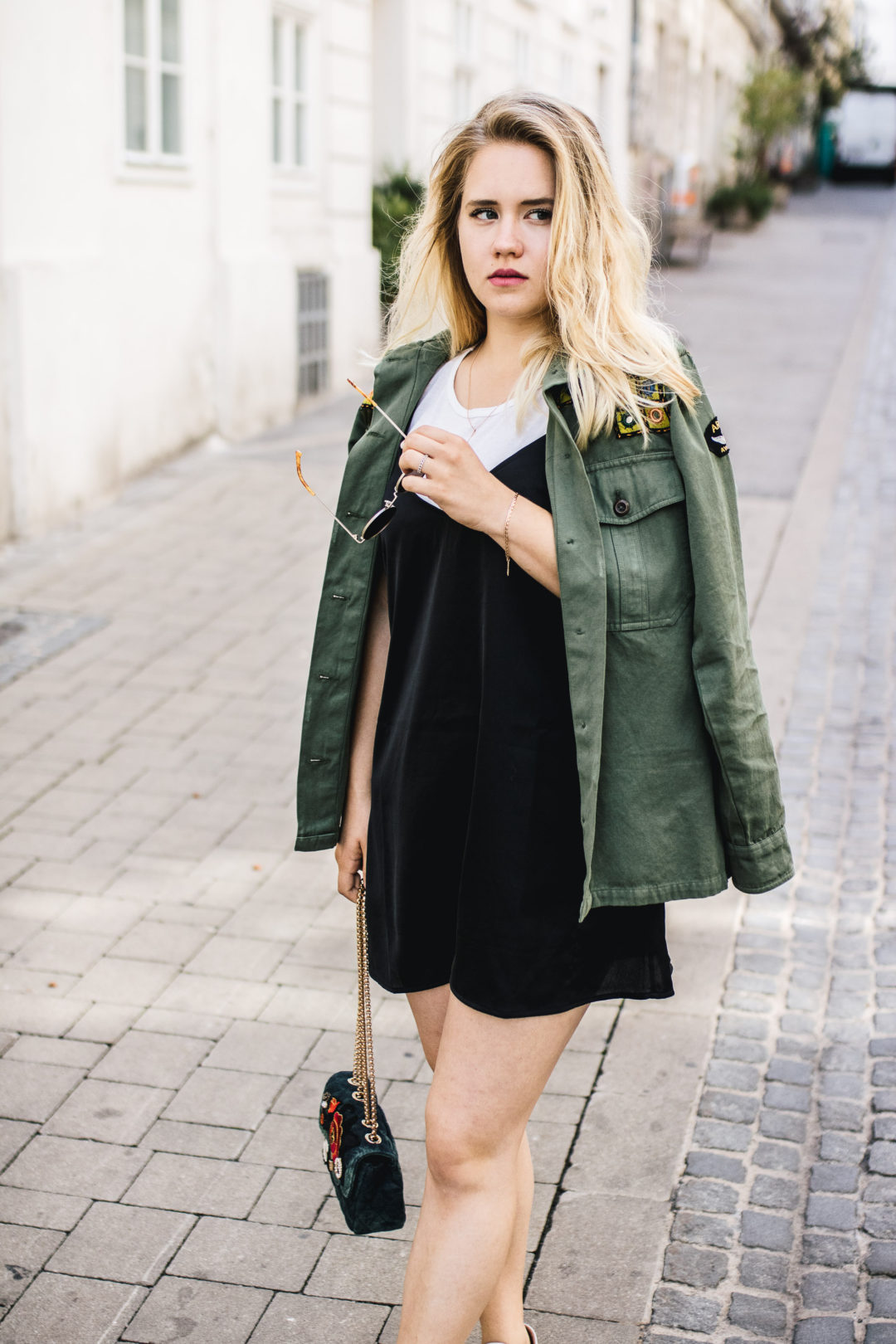 Sosodaily Fleamarket: Army Jacket | Love Daily Dose