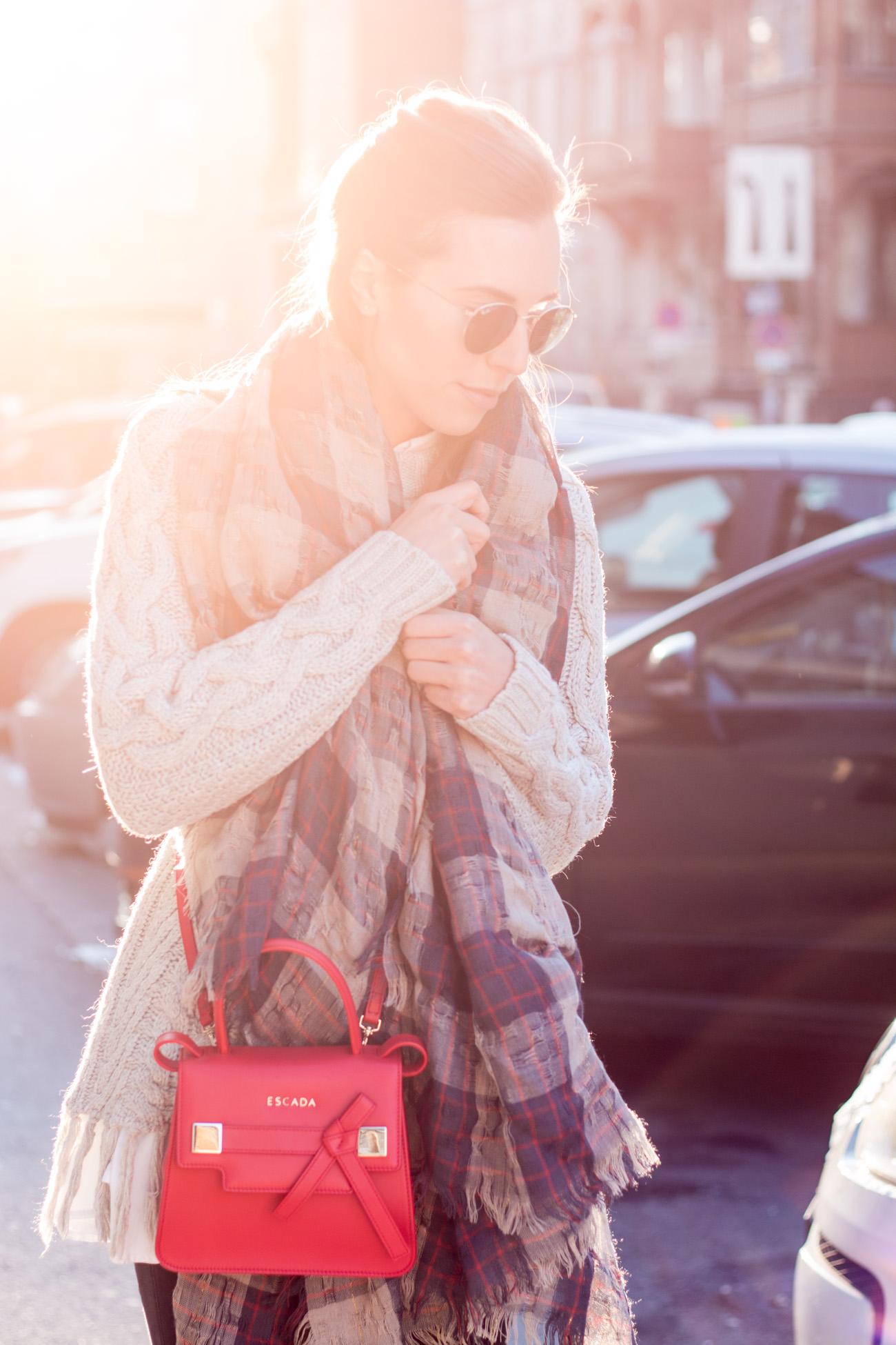 Sosodaily Fleamarket: Escada Bag | Love Daily Dose